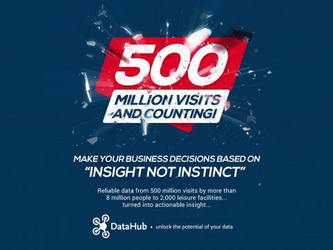 A new milestone achieved: 500million visits tracked and processed by the DataHub.
