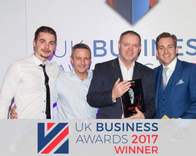GLL wins the best Social Enterprise Award