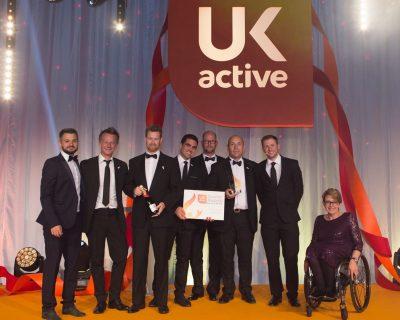 Flame Awards – Spark of Innovation winner 2017